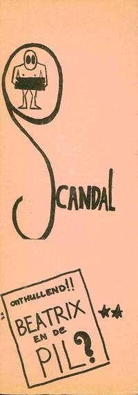 Scandal, nos. 1-3 (of five published)