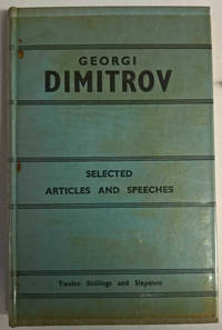 Selected Articles and Speeches
