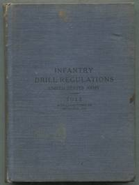 image of Infantry Drill Regulations, United States Army, 1911