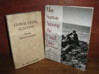 Cloud, Stone, Sun, Vine,-Among The Usual Days by  May Sarton - 1st Edition, full number Line - 1961 - from Brass DolphinBooks and Biblio.com