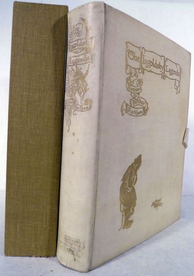 London: J.M. Dent, 1907. leather_bound. Orig. full vellum, new ribbon ties. Very good. 549 pages. 29...