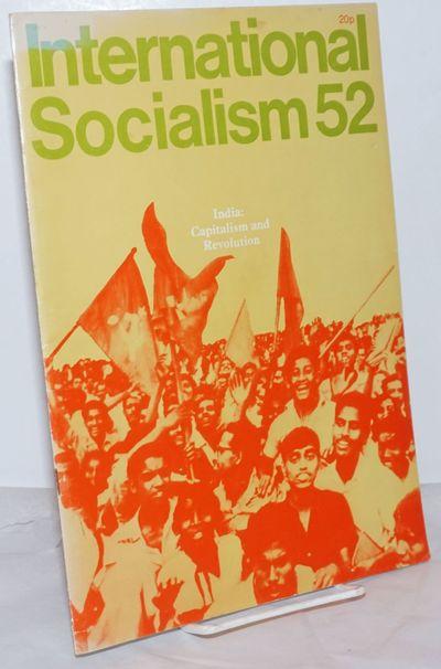 London: International Socialists. 34p., wraps. 8.25x11.8 inches . shelf worn, else good condition. a...
