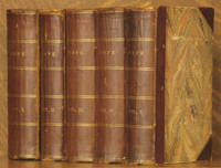 image of THE WORKS OF ALEXANDER POPE, ESQ. (10 VOL. SET, BOUND AS 5 VOLS - COMPLETE) [THE BRITISH CLASSICS SERIES]