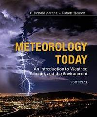 image of Meteorology Today: An Introduction to Weather, Climate and the Environment