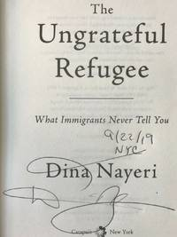 THE UNGRATEFUL REFUGEE (SIGNED DATED NYC)