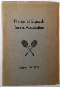 National Squash Tennis Association: Season 1941-1942