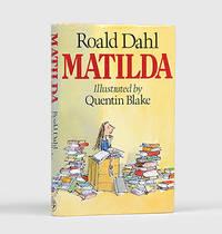 Matilda. by  Roald DAHL - First Edition - 1988 - from Peter Harrington (SKU: 136538)