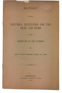 Report ... to the Secretary of the Interior for the Year ended June 30, 1905