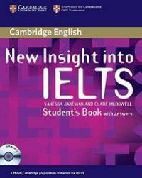 New Insight into IELTS Student's Book Pack by Vanessa Jakeman - Paperback - 2008-09-06 - from Books Express and Biblio.com