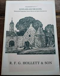 R F G HOLLETT & SON Occasional List 67 Scotland And The Scots