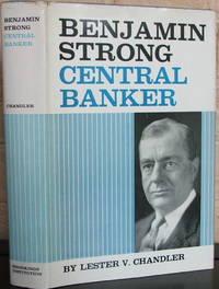 Benjamin Strong, Central Banker