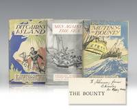 Mutiny on the Bounty; Men Against the Sea; Pitcairn's Island (Bounty Trilogy).