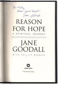 Reason For Hope: A Spiritual Journey.