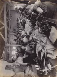 Clothing Manufacturer Photo Album With Emphasis on Female Garment Industry Workers