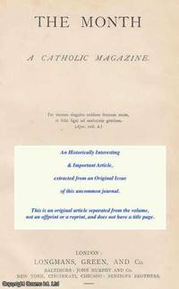 B. Martin de Porres. An original article from The Month magazine, 1920