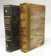 image of Arctic Explorations: The Second Grinnell Expedition in Search of Sir John Franklin, 1853, '54, '55. Vols. I & II