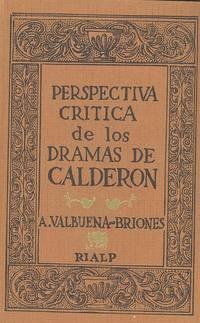 Perspectiva critica de los dramas de Calderon. [Naturaleza e historia,; 14; ]