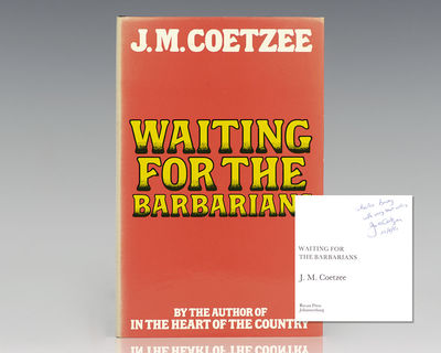 Johannesburg: Ravan Press, 1981. First South African edition of this modern classic. Octavo, origina...