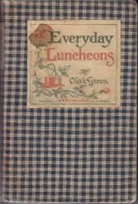 image of Everyday Luncheons / Putnam's Homemaker Series