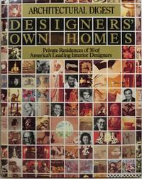 image of Architectural Digest: Designer's Own Homes