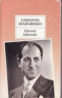 Gershwin Remembered