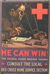 He Can Win! The Federal Board Provides Training, Consult the Local Red Cross Home Service Section