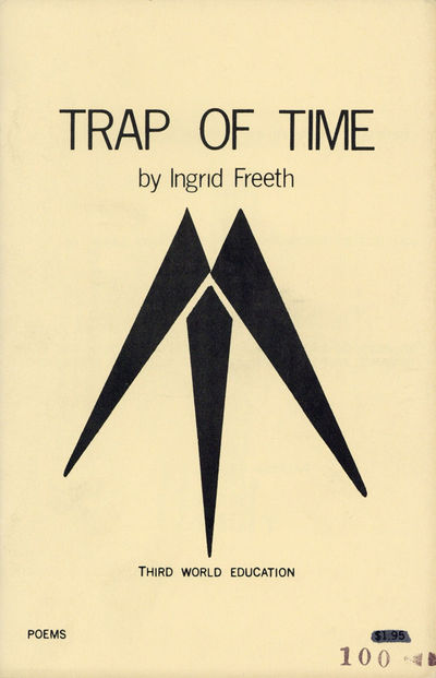Roxbury, MA: Scoham Bookshelf, 1974. First Edition. Octavo (21cm). Staple-bound card wrappers; . Pub...