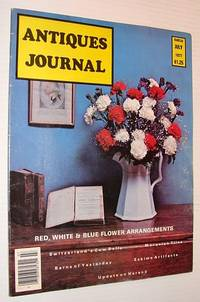 Antiques Journal Magazine, July 1977