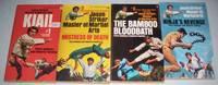 Jason Striker Master of Martial Arts Set of 4 Books: 1-Kiai!; 2-Mistress of Death; 3-The Bamboo...