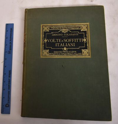 Milano: Bestetti & Tumminelli, 1915. Hardcover. Good (Library code on spine in ink, library label on...