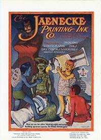 Jaenecke Imps Series No 3 - Satin and the Imps [Printing & Publishing, Lithography, Imps]
