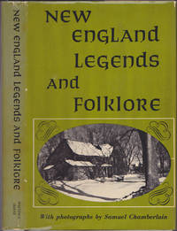 image of New England Legends and Folklore