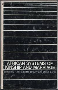 AFRICAN SYSTEMS OF KINSHIP AND MARRIAGE.