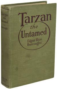 image of TARZAN THE UNTAMED ..