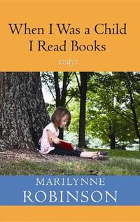 image of When I Was a Child I Read Books