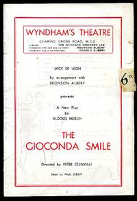 image of The Gioconda Smile: Souvenir Theatre Programme Performed at Wyndham's Theatre Charing Cross Road, London