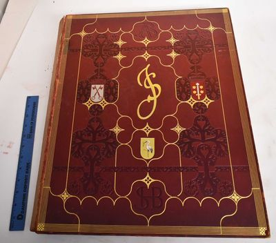 Amsterdam: Scheltema & Holkema's Boekhandel, 1927. Hardcover. VG internally, Spine detached. Sold as...