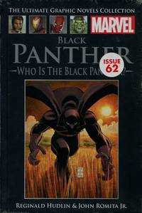 image of Black Panther : Who is the Black Panther?  (Marvel Ultimate Graphic Novels Collection)