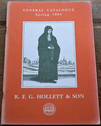 image of R F G HOLLETT & SON General Catalogue Spring 1994