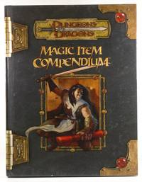 image of Magic Item Compendium (Dungeons_Dragons d20 3.5 Fantasy Roleplaying)