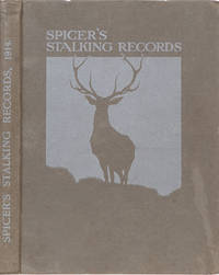 Spicer's Stalking Records Season 1913
