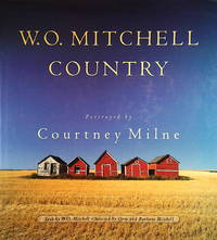 image of W.O. Mitchell Country: Portrayed by Courtney Milne