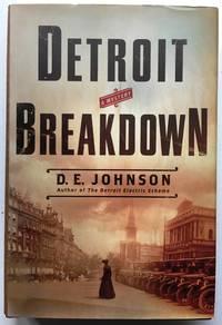 Detroit Breakdown, A Mystery, Signed