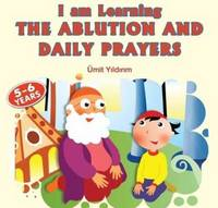 image of I am Learning the Ablution and Daily Prayers