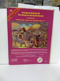 image of Keep on the Borderlands Dungeon Module B2: Dungeons and Dragons Introductory Module for Character Le