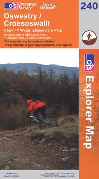 image of Oswestry / Croesoswallt (Explorer Maps) (OS Explorer Map Active)