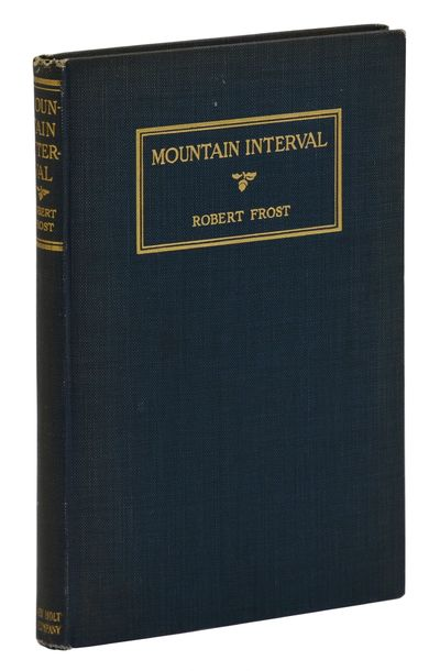 New York: Henry Holt and Company, 1916. First Edition. Near Fine. First Edition, First Printing. Fir...