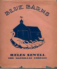 Blue Barns: The Story of Two Big Geese and Seven Little Ducks