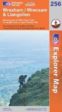 image of Wrexham (Explorer Maps) (OS Explorer Map)