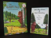 The Gruffalo (Latin Edition) [SIGNED]